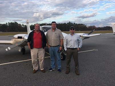 flight instructor, flight training, pilot training, Statesboro-Bulloch County Airport